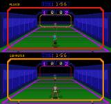 Goalie Ghost Arcade Kicking the ball