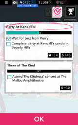 Kendall & Kylie Android Progress for the goals