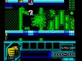 Total Recall ZX Spectrum And you explode