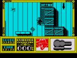The Untouchables ZX Spectrum Jump up the boxes to avoid getting overpowered