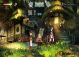 Muramasa: The Demon Blade Wii Say hi to nice village people.