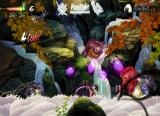 Muramasa: The Demon Blade Wii And now it's purple-goo-shooting-frog time!