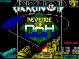 Arkanoid: Revenge of DOH ZX Spectrum Loading screen