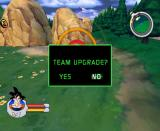 Dragon Ball Z: Sagas GameCube Goku's never been much of a team fighter.