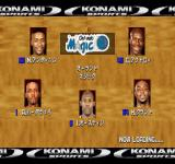 NBA in the Zone '99 PlayStation Orlando Magic.