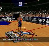 NBA in the Zone '99 PlayStation Input command...