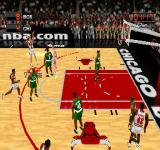 NBA in the Zone 2000 PlayStation Three-point shot?!