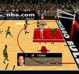 NBA in the Zone 2000 PlayStation I remember that face.