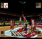 NBA in the Zone 2 PlayStation Demonstration.