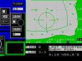 Hunter Killer ZX Spectrum The Chart Room