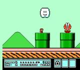 Super Mario Bros. 3 NES In the giant world