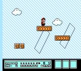 Super Mario Bros. 3 NES Following the patterns