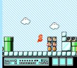 Super Mario Bros. 3 NES You need fire flower to destroy ice blocks