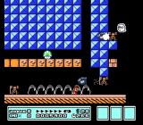Super Mario Bros. 3 NES World 8 is merciless