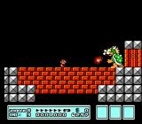 Super Mario Bros. 3 NES Vs. Bowser