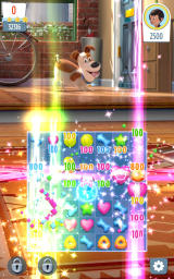 The Secret Life of Pets: Unleashed Android A lot of colourful matches and combos in succession