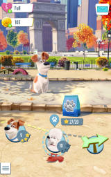 The Secret Life of Pets: Unleashed Android Level progress with Max