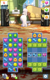 The Secret Life of Pets: Unleashed Android A split board