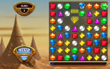 Bejeweled: Classic Android A match: new gems will appear soon.