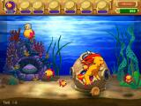 Insaniquarium! Deluxe Windows Fighting fierce aliens and protecting your fish