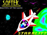 Starblitz ZX Spectrum Loading Screen
