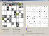 Picture Sudoku Windows A full game being played with players shirts as symbols