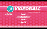 VIDEOBALL Windows Determine the team size for a local game.