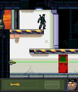 Tom Clancy's Splinter Cell J2ME More lasers