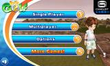 Let's Golf! 2 Android Main menu