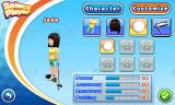Let's Golf! 2 Android Character customization