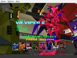 Cyber Troopers Virtual On Windows Select your machine!