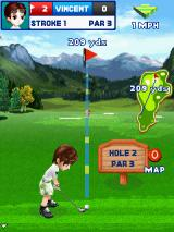 Let's Golf! J2ME Starting out