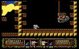 CJ's Elephant Antics Commodore 64 A large end of level boss