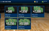 NBA Live: Mobile Android NBA cash as the premium currency