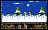 CJ's Elephant Antics Commodore 64 That cloud fires lightning at you