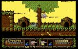 CJ's Elephant Antics Commodore 64 Leaping over trouble
