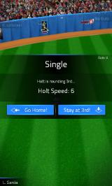 Tap Sports Baseball 2015 Android Should he stay or should he go?