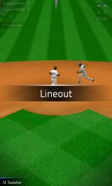 Tap Sports Baseball 2015 Android Lineout