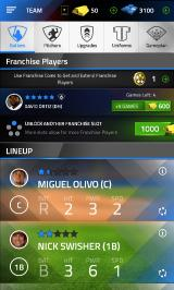 Tap Sports Baseball 2015 Android Team