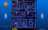 Pac-Man Android A new maze with different types of items and ghosts