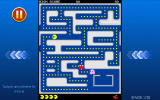 Pac-Man Android Less passages make it harder to avoid the ghosts.