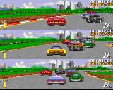 XTreme Racing Amiga 3-player race
