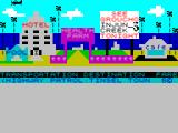 My Name is Uncle Groucho You Win a Fat Cigar ZX Spectrum Wrinkle City