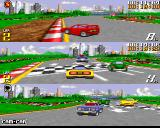 XTreme Racing Amiga 2-player race