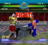 Battle Arena Toshinden 2 plus PlayStation Gaia vs Fo.