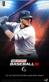Tap Sports Baseball '16 Android Loading screen