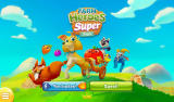 Farm Heroes Super Saga Android Main menu (Dutch version)