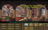 Indiana Jones and the Fate of Atlantis Macintosh Good thing Indy doesn't believe in curses (GOG version)