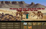 Indiana Jones and the Fate of Atlantis Macintosh Customs can be bribed if you got things of value to offer (GOG version)