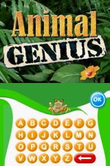 Animal Genius Nintendo DS When you begin the game for the first time or create a new profile, you need to enter your name